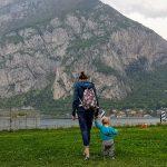 Pół-turyści nad jeziorem Como. Pierwsze 14 dni w Lecco